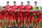 Mario Tudose convocat la Naționala U16 a României!