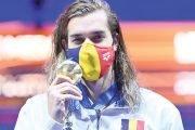Robert Glință, campion european la natație!