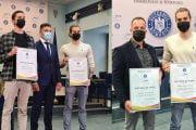 Robert Glinţă, premiat de Ministerul Sportului!