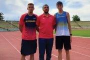 Doi argeşeni la Campionatul Balcanic