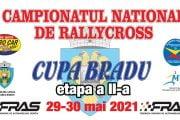 Rally-Cross la Bradu