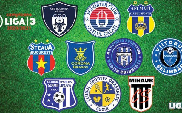 Se joacă pentru promovarea în Liga 2