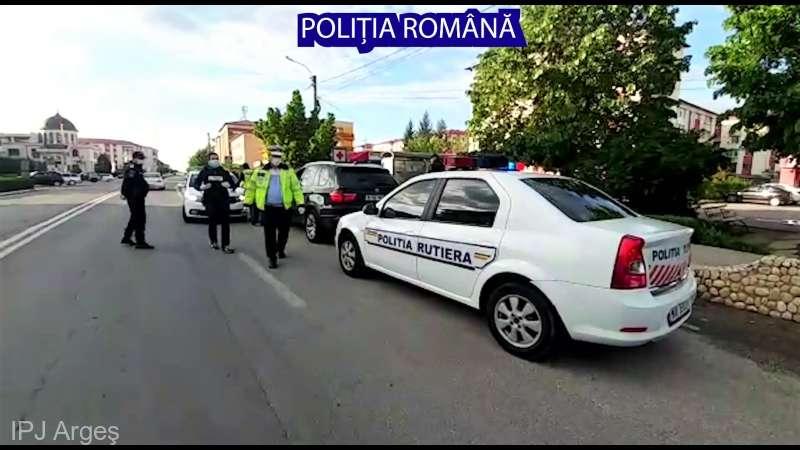 Poliţiştii nu vor să dea amenzi, dar nici nu-i obligaţi să o facă!