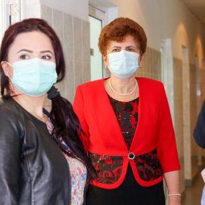 A început vaccinarea angajaților de la Lisa Draxlmaier