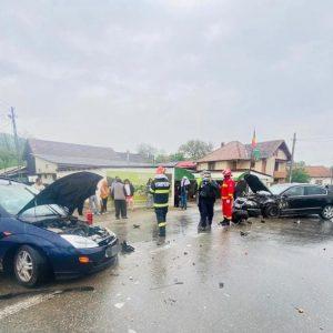 Accident cu 6 victime, la Bălilești!