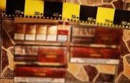 Percheziții la contrabandiștii de țigări