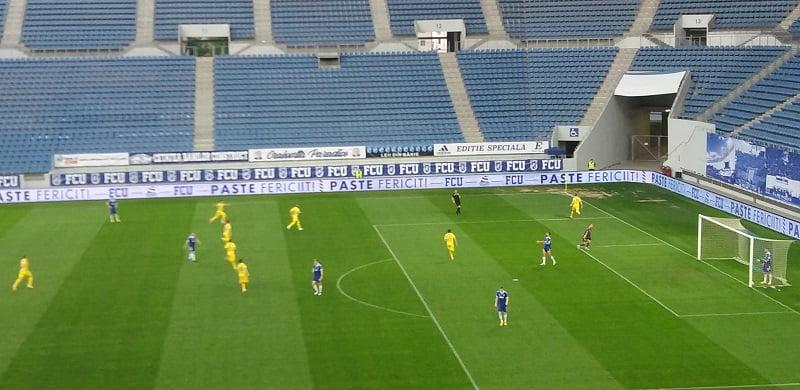 Înfrângere la scor suferită aseară de CS Mioveni