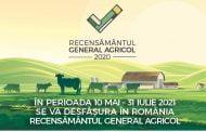 Începe recensământul agricol în Argeș!