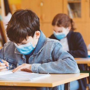 Lista şcolilor din scenariul 1, cu prezenţă fizică la cursuri.