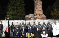 Reconstituirea unui grup de infanteriști la Mateiaș!