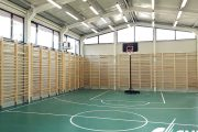 Săli de sport pentru școli piteștene, finanțate de CNI