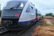 Tren rămas fără frâne, călători panicaţi!