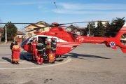 Pacientă dusă cu elicopterul la Bucureşti!