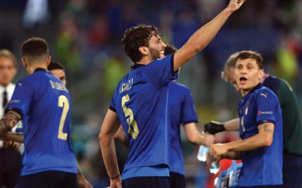 """""""Squadra azzurra"""", prima calificată în optimi!"""