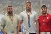 Patru medalii pentru atleții piteșteni la Campionatul Național!