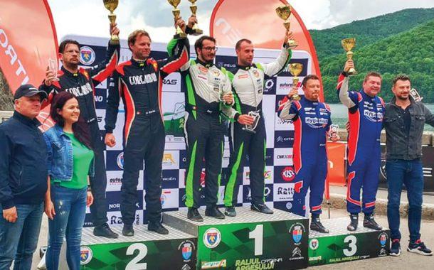 Simone Tempestini a câștigat Raliul Argeșului