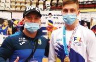 Piteşteanul Alexandru Ionescu, la Campionatul European de lupte!