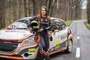 Cristiana Oprea, singura femeie pilot din lotul național