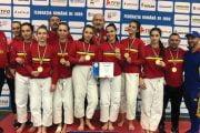 Argeşenii, campioni la judo!