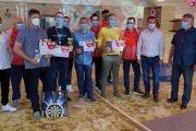 Jurnaliștii argeșeni s-au întrecut la Darts