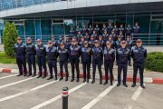 77 viitori politisti au depus juramântul!