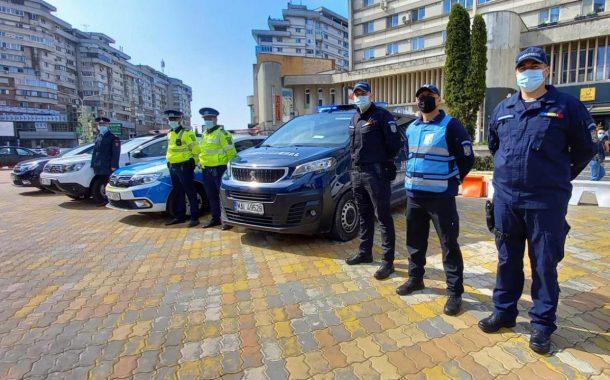 De Rusalii, jandarmii vor fi cu ochii pe infractori!