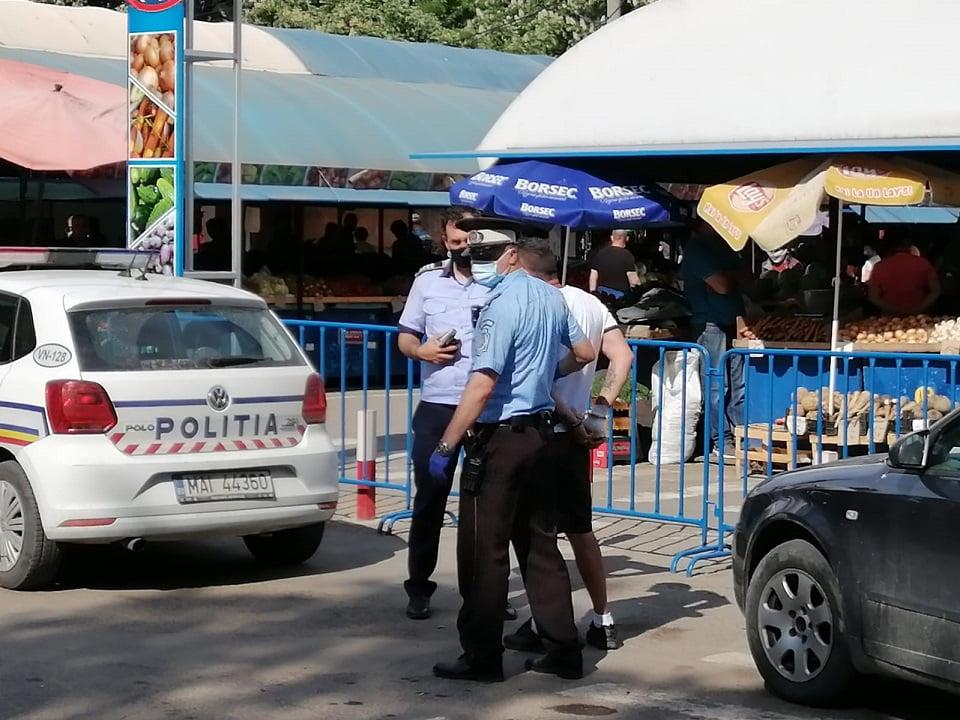 A furat 10.000 lei dintr-o casă din Pitești, prins la București!