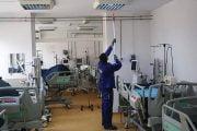 Revizie generală în secția COVID de la Spitalul Mioveni