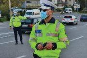 Peste 70 de mijloace de transport verificate de poliţişti!