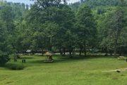 Zonă de picnic amenajată la Albeştii de Muscel!