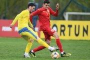 Mario Tudose va înfrunta Macedonia de Nord