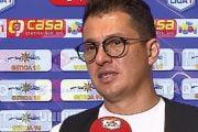 """Andrei Prepeliță: """"Am văzut puțin trac la jucători"""""""