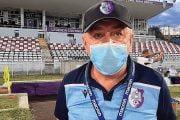 Primarul Gentea, dezamăgit de spectatorii care l-au înjurat la meciul cu UTA