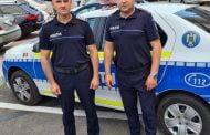 Hoț prins în flagrant de doi polițiști de la Secția 2 Pitești