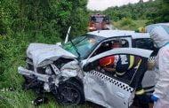 Șofer de taxi încarcerat, după ce a fost lovit de TIR!
