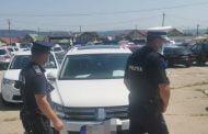 Acțiuni ale polițiștilor în Târgul Săptămânal!