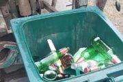 O parte din locuitorii Mioveniului riscă să rămână cu gunoiul neridicat
