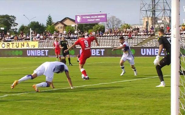 Primarul Gentea, dezamăgit de spectatorii care l-au înjurat și jignit la meciul FC Argeș - UTA
