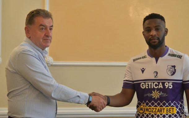 FC Argeş a transferat un atacant ghanez
