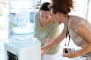 8 puncte de hidratare şi prim-ajutor în Mioveni