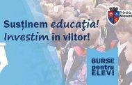 Peste 1000 de burse elevilor din Mioveni