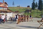 Tabără de meșteșuguri populare la Dâmbovicioara