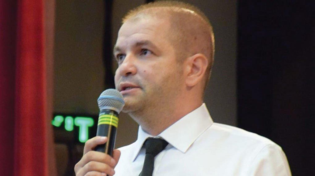 Cătălin Popa a numit președinții de comisii la AJF