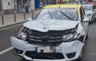 Accident cu patru răniți, pe bulevardul I.C. Brătianu!