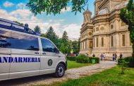 Jandarmii vor asigura măsurile de siguranță de Sfânta Maria!