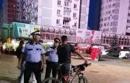 Bicicliști amendați că au încălcat o hotărâre de Consiliu Local