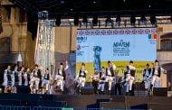 8 ansambluri folclorice se întrec la Mioveni. Astăzi, a doua zi de concurs...