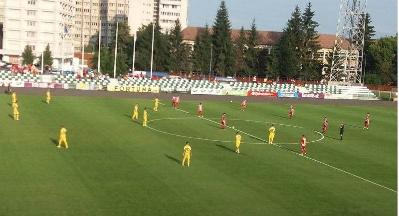 Victorie mare pentru CS Mioveni in Liga 1, la Sepsi Sf Gheorghe