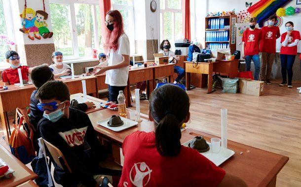 Şcoala online nu a ajutat copiii defavorizaţi