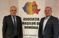 Primari prezenți  la Consiliul Director al Asociației Orașelor